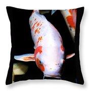 Hyatt 13 Throw Pillow