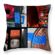 Hybrid Heaven Throw Pillow