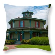 Hyde - Octagon - House 17739c Throw Pillow