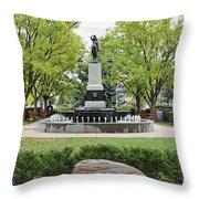 Hyde Park Cincinnati 0056 Throw Pillow