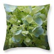 Hydrangea 5 Throw Pillow