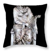 Hygieia Throw Pillow