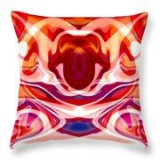 Hypnotoad Throw Pillow