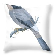 Hypocoly Throw Pillow