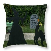 I Am Going To Get You My Pretty Throw Pillow