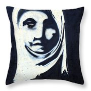 I Am Here Too Throw Pillow
