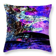 I Am... The Heros Journey We Each Take To Discover Our Own Purpose And Reason For Being- Autumn 6 Throw Pillow