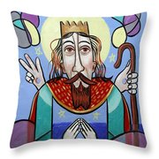 I Am The Way The Truth And The Light Throw Pillow