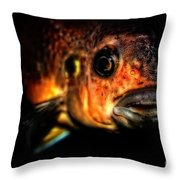 I Am Watching You Too Throw Pillow
