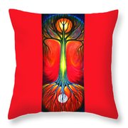I And You Throw Pillow