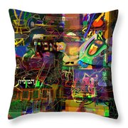 I Believe In The Coming Of Mashiach 31 Throw Pillow