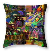I Believe In The Coming Of Mashiach 32 Throw Pillow