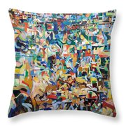 I Believe This And Understand It Fully Well 23 Throw Pillow