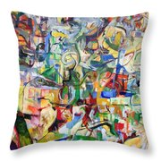 I Believe This And Understand It Fully Well 7 Throw Pillow