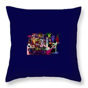 I Believe With Complete Faith In The Coming Of Mashiach 4 Throw Pillow