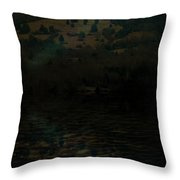 I Can See For Miles And Miles Throw Pillow