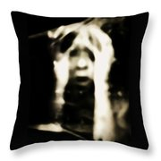 I Dont Exist Throw Pillow