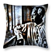 I Dream Of Freedom Throw Pillow