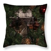 I Finally Found The Cat - Featured In Harmony And Happiness-visions Of The Night-newbies Groups Throw Pillow