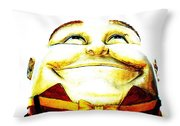 I Had A Thought Je Suis Charlie Throw Pillow