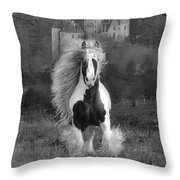 I Hope You're In A Beautiful Place Throw Pillow