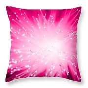 I Just Want To Celebrate Throw Pillow