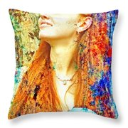 I Know That Was You Lord Throw Pillow