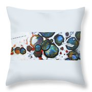 I Know What You Look Like Throw Pillow