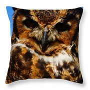 I Know What Your Thinking Throw Pillow