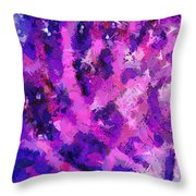 I Know You 1 Throw Pillow