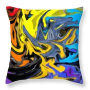 I Like It 3 Throw Pillow