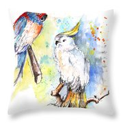 I Like Your Style Throw Pillow