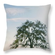 I Live And Breathe For You Throw Pillow