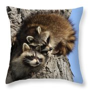 I Love You Too Throw Pillow
