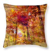 I Love You Truly-featured In Nature Photography- Cards For All Occasions-nature Wildlife Group Throw Pillow