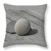 I'm Stone In Love With You Throw Pillow