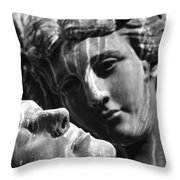 I Loved Once  Throw Pillow