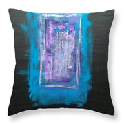 I Must Go In The Fog Is Rising Throw Pillow