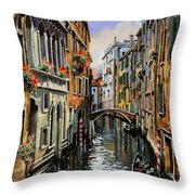 I Pali Rossi Throw Pillow