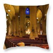 I Pray Throw Pillow