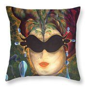 I Put A Spell On You... Throw Pillow
