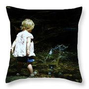 I Remember When Throw Pillow