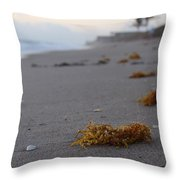 I Sea Weed Throw Pillow