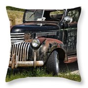 I Still Have My Chevrolet Throw Pillow