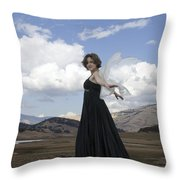 I Think I Can Fly Throw Pillow