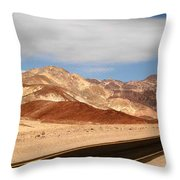 I Think We're Alone Now Throw Pillow