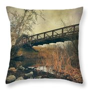 I Tried To Forget You Throw Pillow by Laurie Search