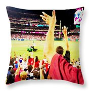 I Want One Throw Pillow