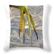 I Want To Hold Your Hand Throw Pillow