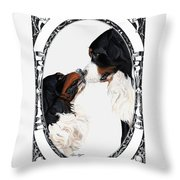 I-will-always-love-you  Throw Pillow